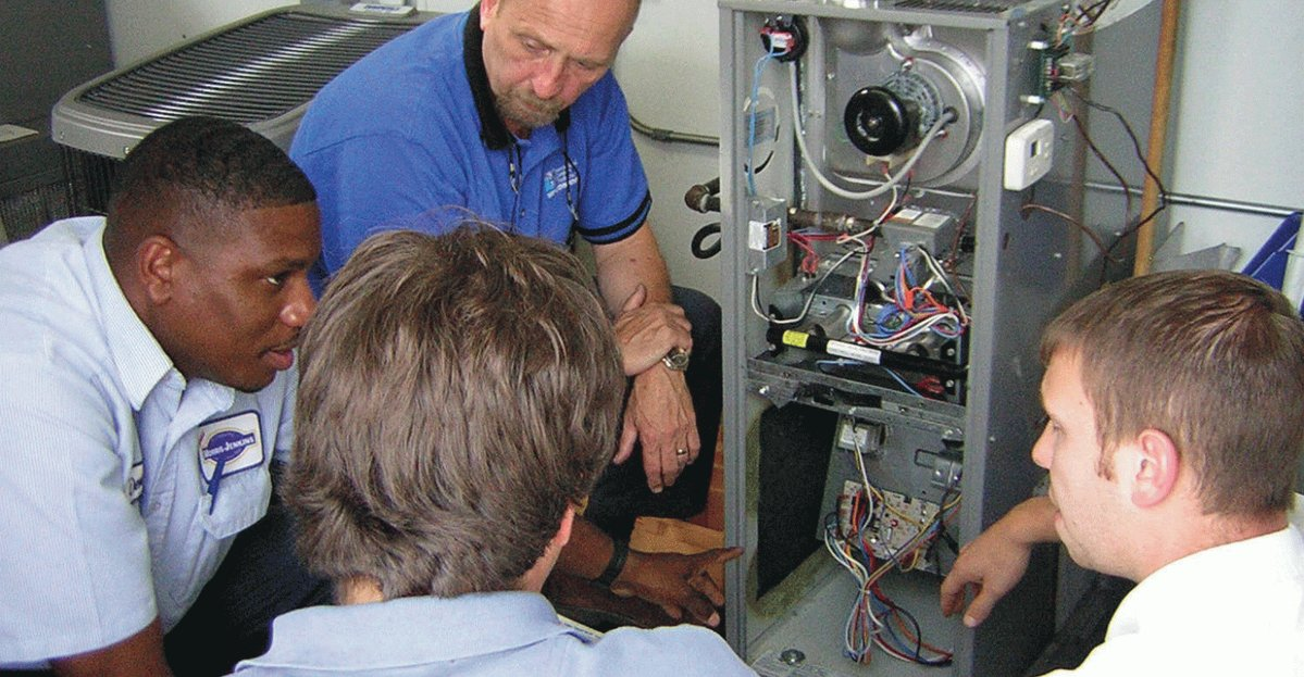get HVAC certifications from NITC