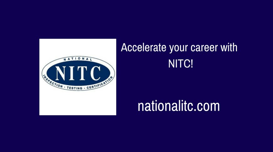 National ITC Journeyman Certification