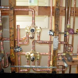 plumbing certification; master plumber license